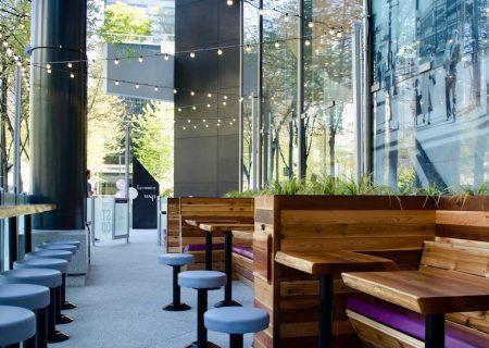 """فست فود سالم """"SMAK""""شعبه ای جدیدی را در مرکز شهر ونکوور باز می کند"""
