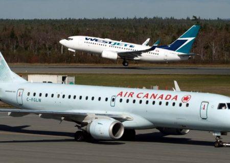 ایر کانادا همچنان در جستجوی چگونگی وقوع حادثه ی جا ماندن مسافرش در هواپیمای خالی است