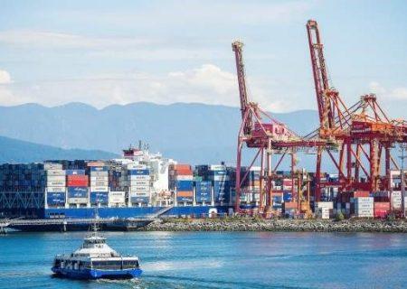 سرمایه گذاری دولت کانادا در زیرساخت های حمل ونقل در بندر ونکوور
