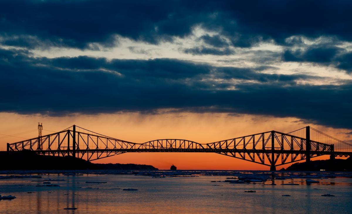 گامی دیگر در بازسازی پل کبک | خبر کانادا - مرجع اخبار و رویداد های سراسر  کانادا