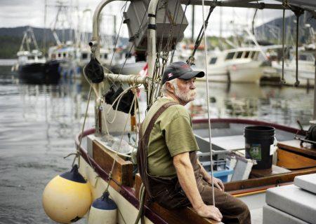 تاثیر تغییرات اقلیمی بر صنعت ماهیگیری کانادا