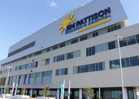 افتتاح بیمارستان جدید کودکان در ساسکاتون
