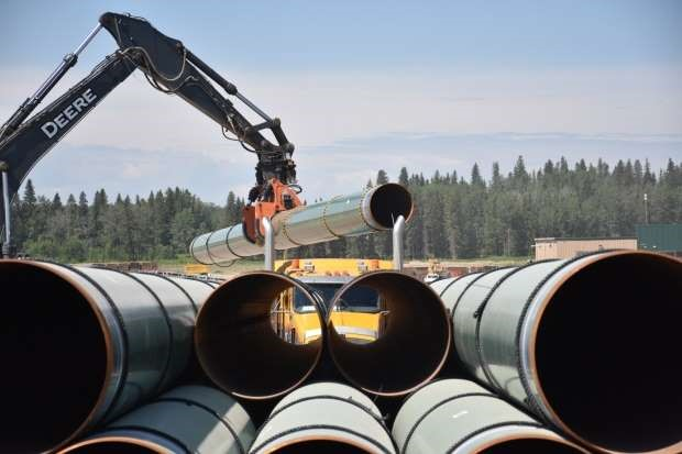 ۵۳ درصد از کانادایی ها خواستار توسعه خط لوله ترنس مونتین