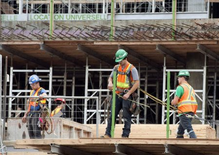 مونترال به ۲۰ هزار نیروی کار در بخش ساخت و ساز نیاز دارد