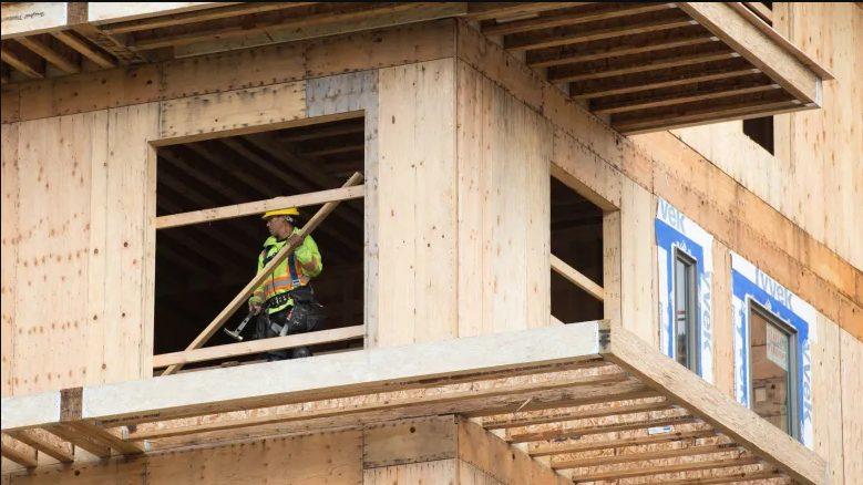 کاهش سرعت ساخت و ساز مسکن