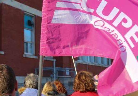 اعتصاب کارکنان آموزش و پرورش انتاریو