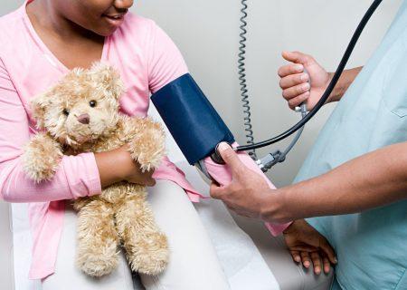 فشار خون بالا در کودکان هم وجود دارد!