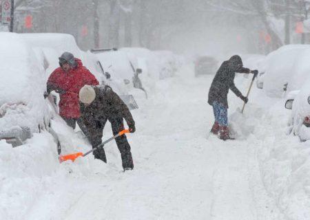پیش بینی سیل بیشتر در شرق کانادا در بهار
