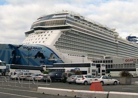 پیشنهاد شهردار ویکتوریا جهت محدود کردن کشتی های کروز به دلیل مسئله محیط زیست