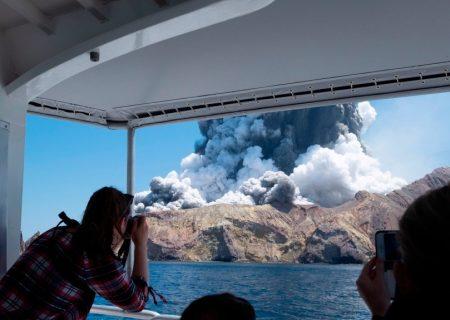 بانک های پوست کانادا آماده کمک به قربانیان فوران آتشفشانی نیوزیلند