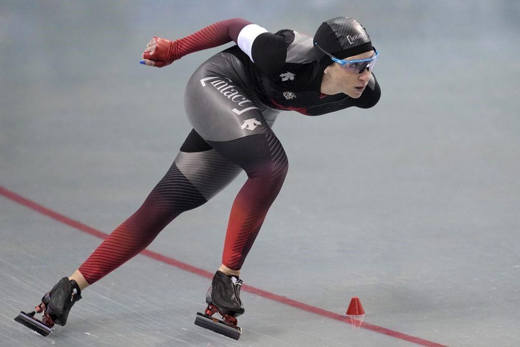ایوانی بلوندین کانادایی پنجمین مدال طلای پیاپی را کسب کرد