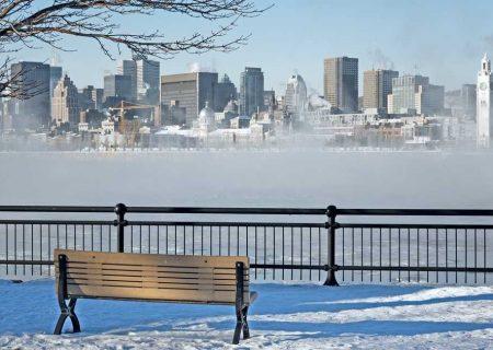مونترال این هفته سردتر از مسکو خواهد بود!
