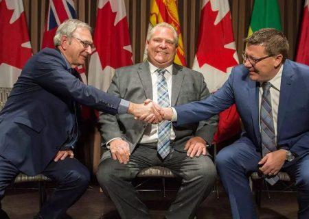 همکاری نخست وزیران برای توسعه فناوری راکتور هسته ای