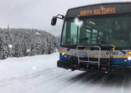 حمل و نقل عمومی رایگان در سراسر ونکوور!