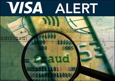 هشدار Visa درباره خطر هک شدن در پمپ بنزین ها