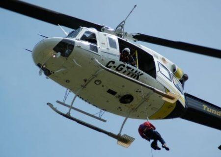 استخدام نیروی آتش نشان متخصص عملیات راپل