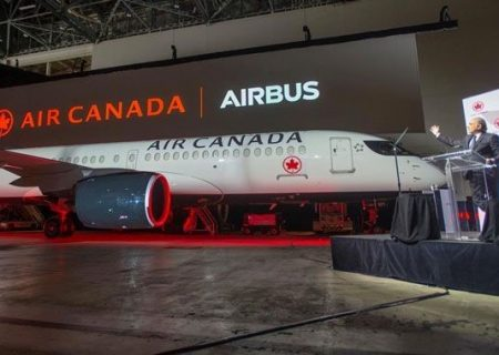 A220، عضو جدید خانواده ایر کانادا