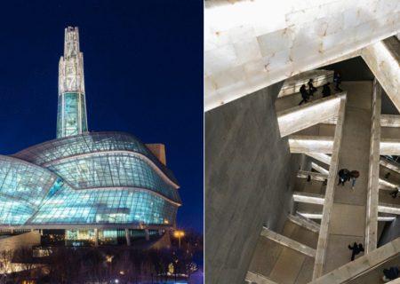 بازدید از موزه حقوق بشر کانادا تنها با ۵ دلار!