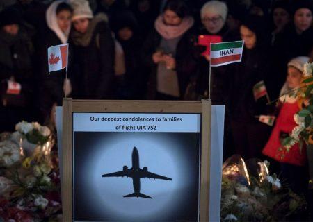 کانادا به احترام قربانیان پرواز ۷۵۲ یک دقیقه سکوت کرد