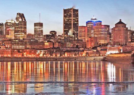 جایگاه مونترال و تورنتو در بین صد شهر برتر جهان