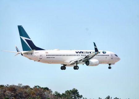وست جت، کم تاخیرترین شرکت هواپیمایی در کانادا
