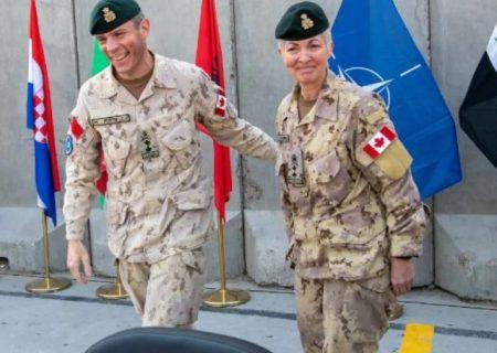 ناتو، آموزش نیروهای عراقی به رهبری کانادا را موقتا متوقف کرد