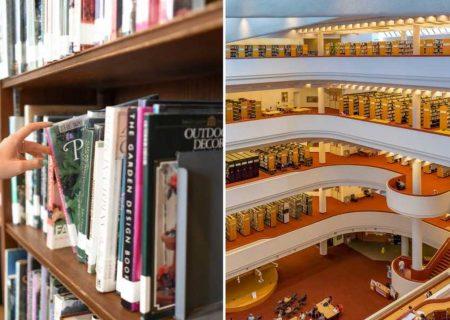 تنها با ۱۰ سنت از کتابخانه بزرگ تورنتو کتاب بخرید