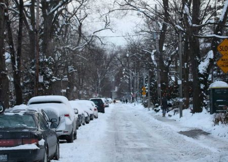 پیش بینی کولاک شدید در تورنتو