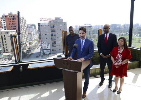 توقف کمک اقتصادی کانادا به آفریقا