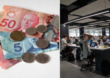 افزایش حداقل دستمزد در اکثر مناطق کانادا