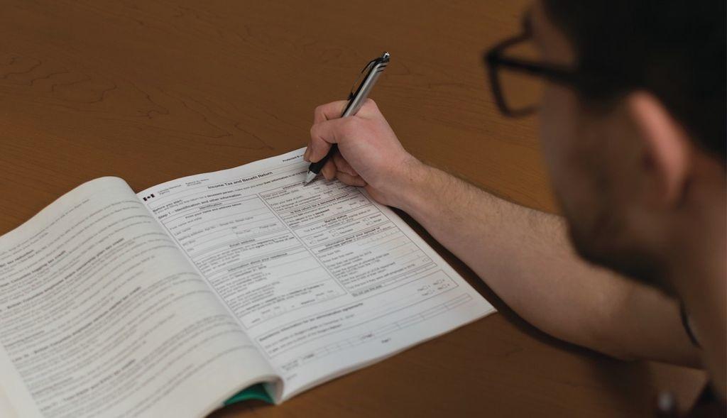 امکان ارائه اظهارنامه مالیاتی به صورت کاغذی