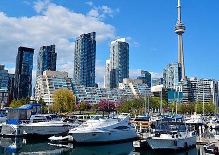 تورنتو در میان بانفوذترین شهرهای اقتصادی جهان