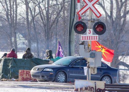 آسیب مسدود شدن خطوط ریلی به مشاغل کوچک کانادا