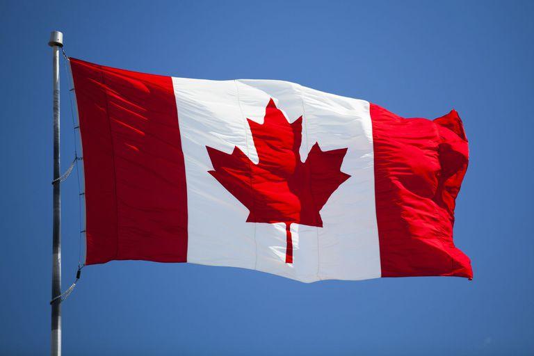 پنجاه و پنجمین سالگرد پرچم کانادا