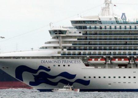 دو نفر از اهالی کانادا، جزو مبتلایان به کرونا در کشتی تفریحی ژاپنی