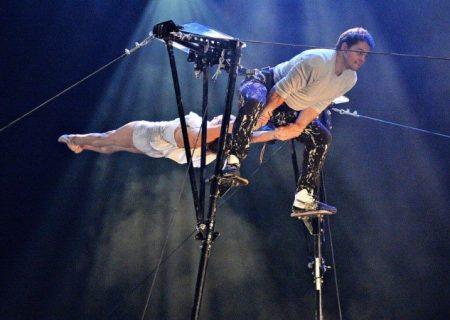 در خانه خودتان به تماشای سیرک بروید