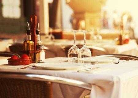 دسترسی به رستوران ها در شرایط بحران