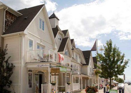 کاهش قیمت خانه در ۹ شهر انتاریو