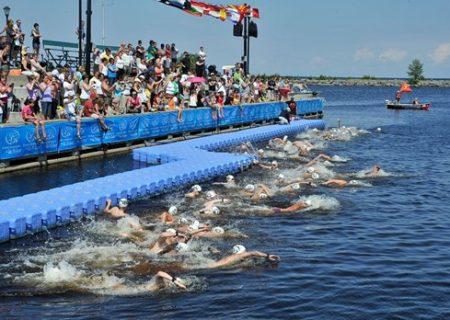 لغو رقابت بین المللی مهم در دنیای شنا