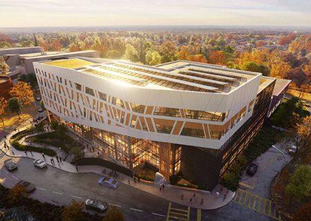رونمایی از طرح جدید ساختمان کالج Centennial تورنتو