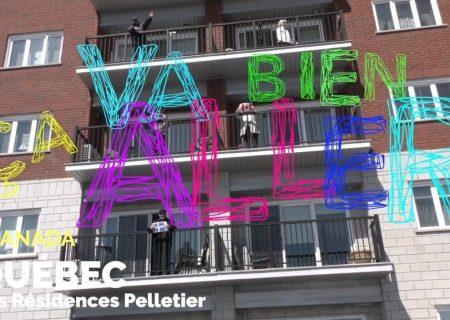 ویدیو: پیام امید از کبک به بروکسل