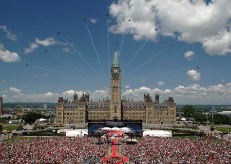 امسال جشن ملی کانادا مجازی برگزار می شود