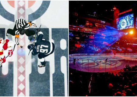 احتمال برگزاری ادامه بازی های NHL در آلبرتا