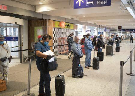 استفاده اجباری از ماسک در شبکه های حمل و نقل کانادا