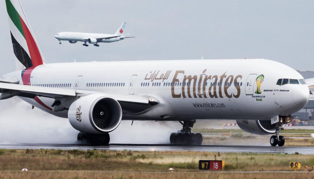 از سرگیری پروازهای امارات به تورنتو