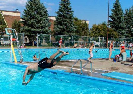 نکاتی درباره شنا در شرایط کرونا