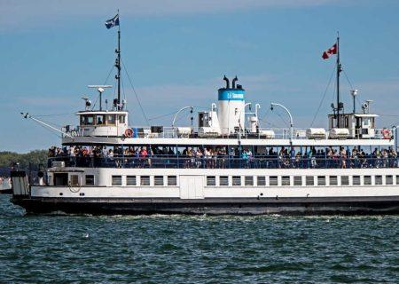 بازگشایی جزیره تورنتو و سواحل آن