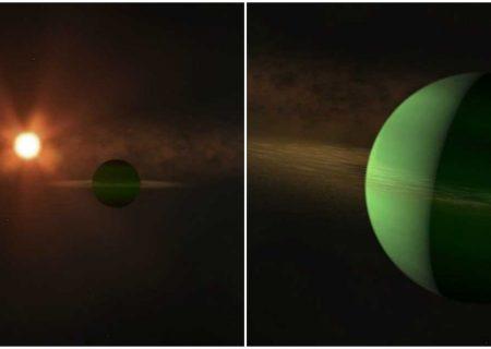 کمک دانشمند کانادایی به کشف یک سیاره
