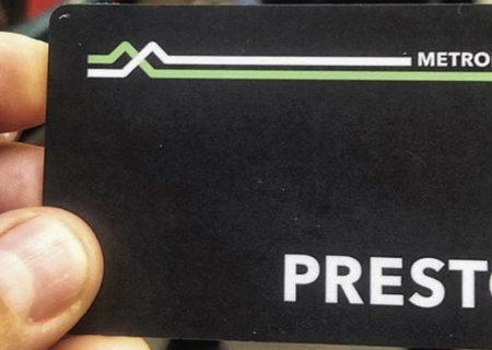 کارت های رایگان Peresto در اختیار مشتریان
