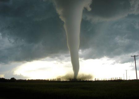احتمال گردباد در انتاریو چقدر است؟